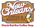 New Orleans Coffee and Beignets