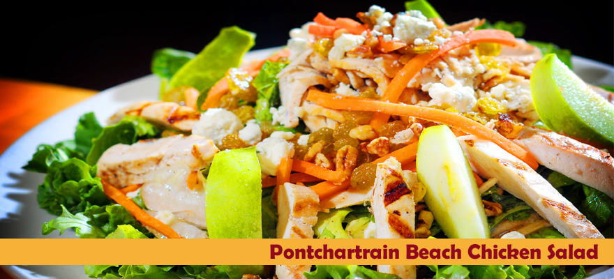 Pontchartrain Salad